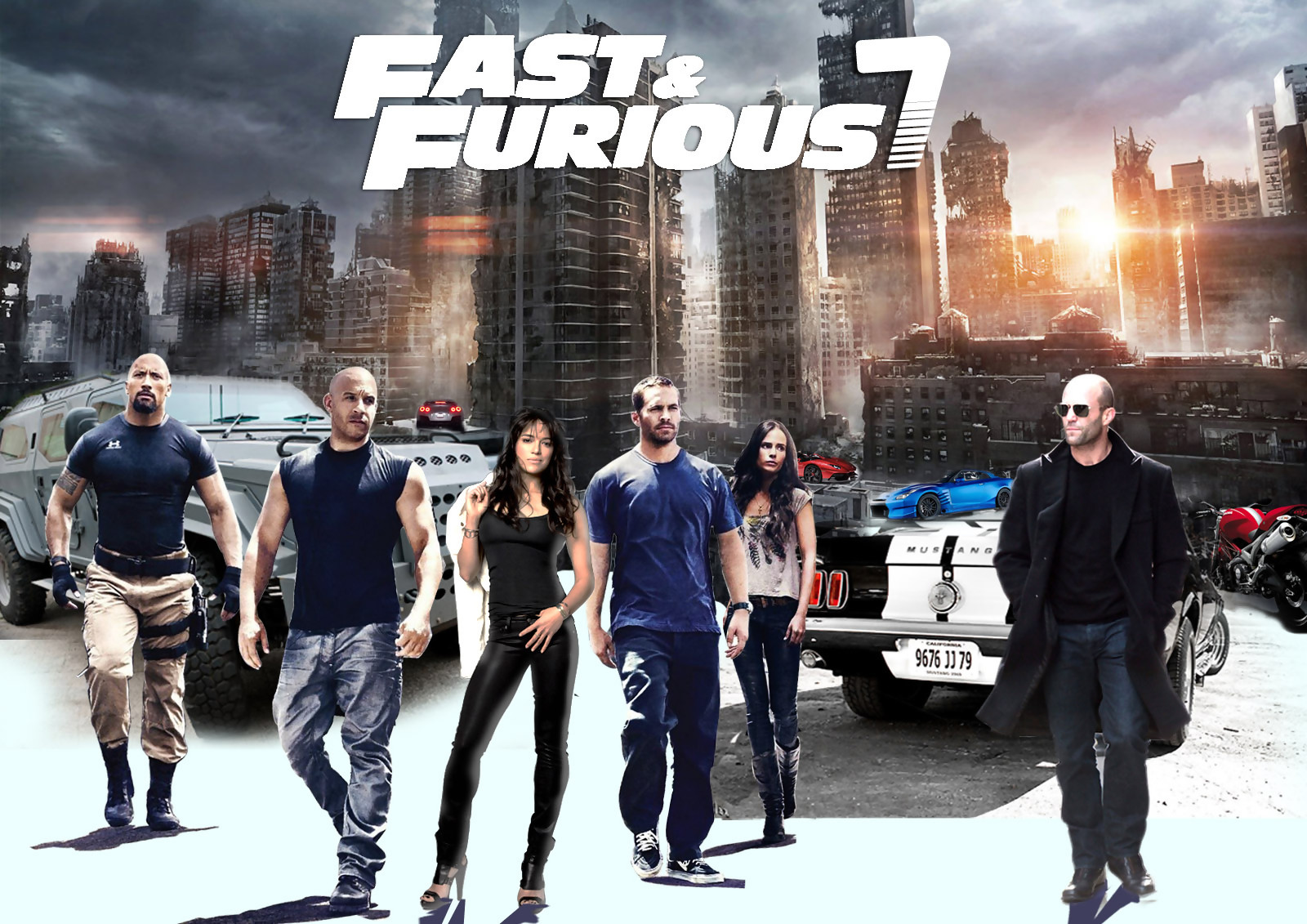 Fast and furious 7 photo 5332f87cb1d69